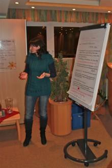 """Ines Schmidt zum Thema """"Trauma und Traumafolgestörungen"""""""